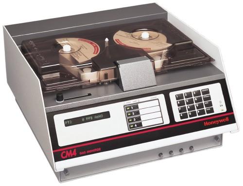 CM4 纸带式有毒气体监测仪
