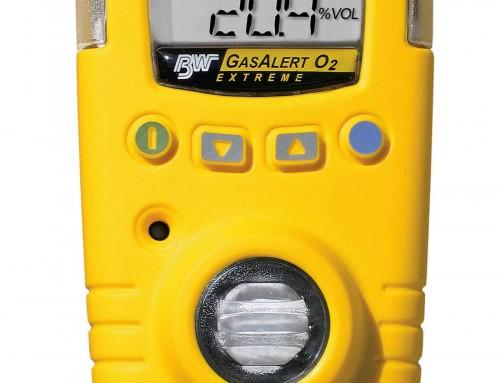 GasAlert Extreme 单一气体检测仪