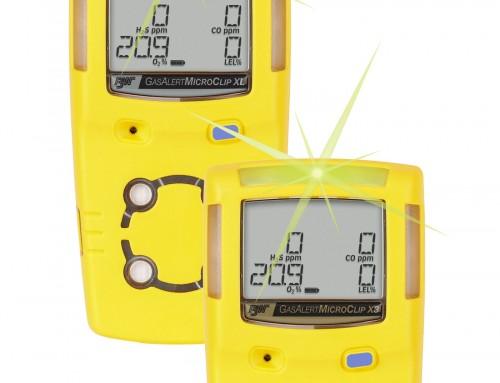 BW GasAlertMicroClip系列 四合一气体检测仪