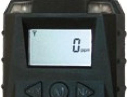 MeshGuard电池供电无线单一有毒气体检测仪
